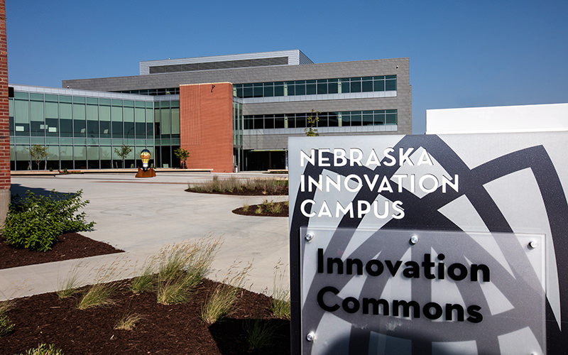Innovation Commons exterior