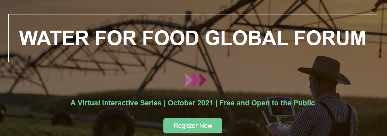 Water for Food Global Forum