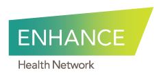 ENHANCE Health Network Logo