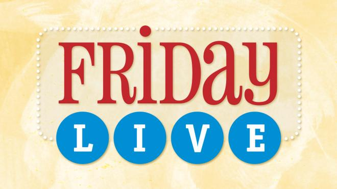 Friday LIVE Logo