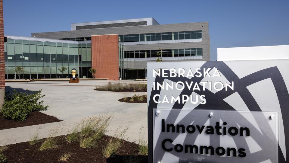 Nebraska Innovation Campus will hold a public grand opening at 4 p.m. Oct. 9. The event will include Football Friday, a Nebraska Alumni Association celebration held on Fridays before home football games.