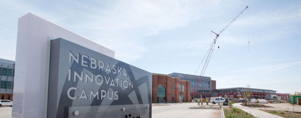 Nebraska Innovation Campus - April 2015