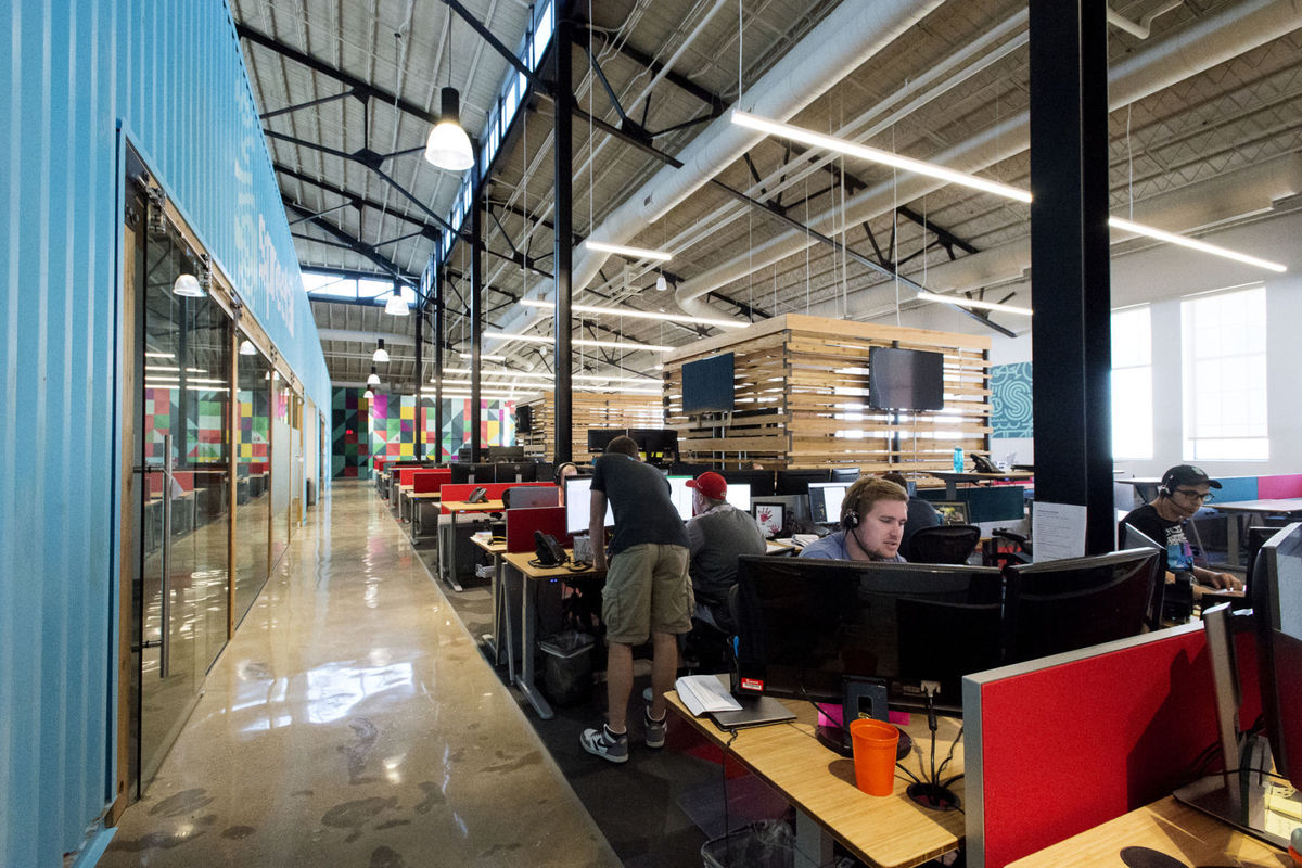 Spreetail, an e-commerce company located at Nebraska Innovation Campus, is looking to hire 400 people over the next three years.