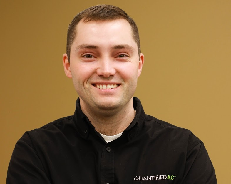 Andrew Uden, Nebraska cattle producer and COO of Quantified Ag. (Courtesy Image)