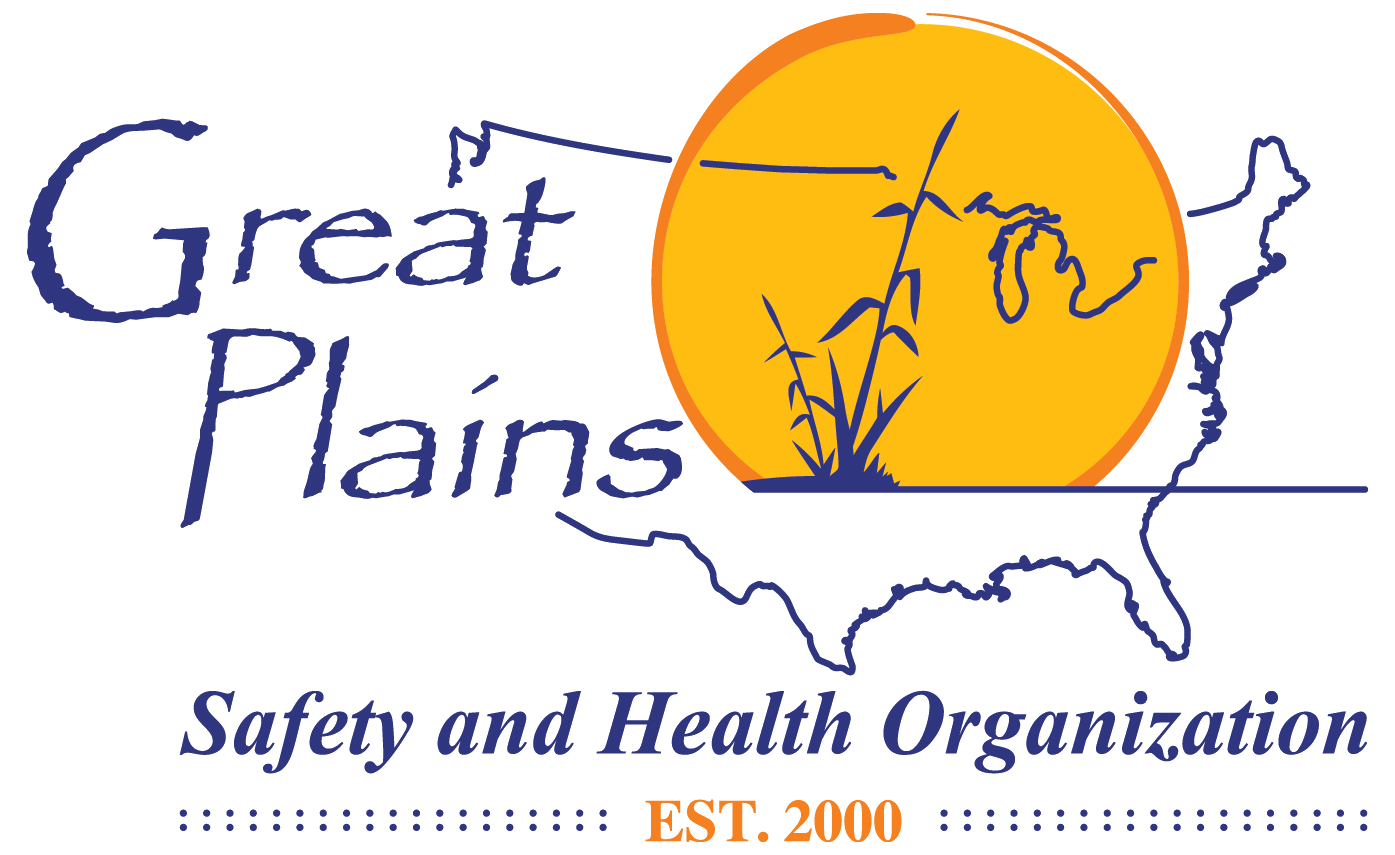 Great Plains Safety and Health Organization logo
