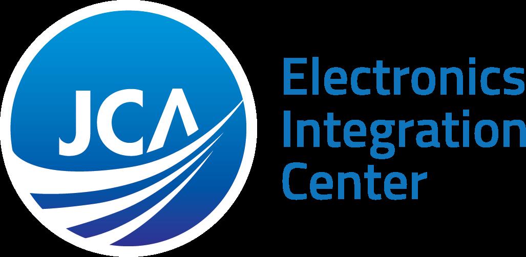 JCA Electronics logo