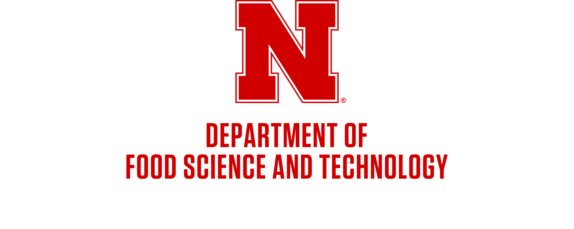 University of Nebraska–Lincoln Department of Food Science and Technology logo