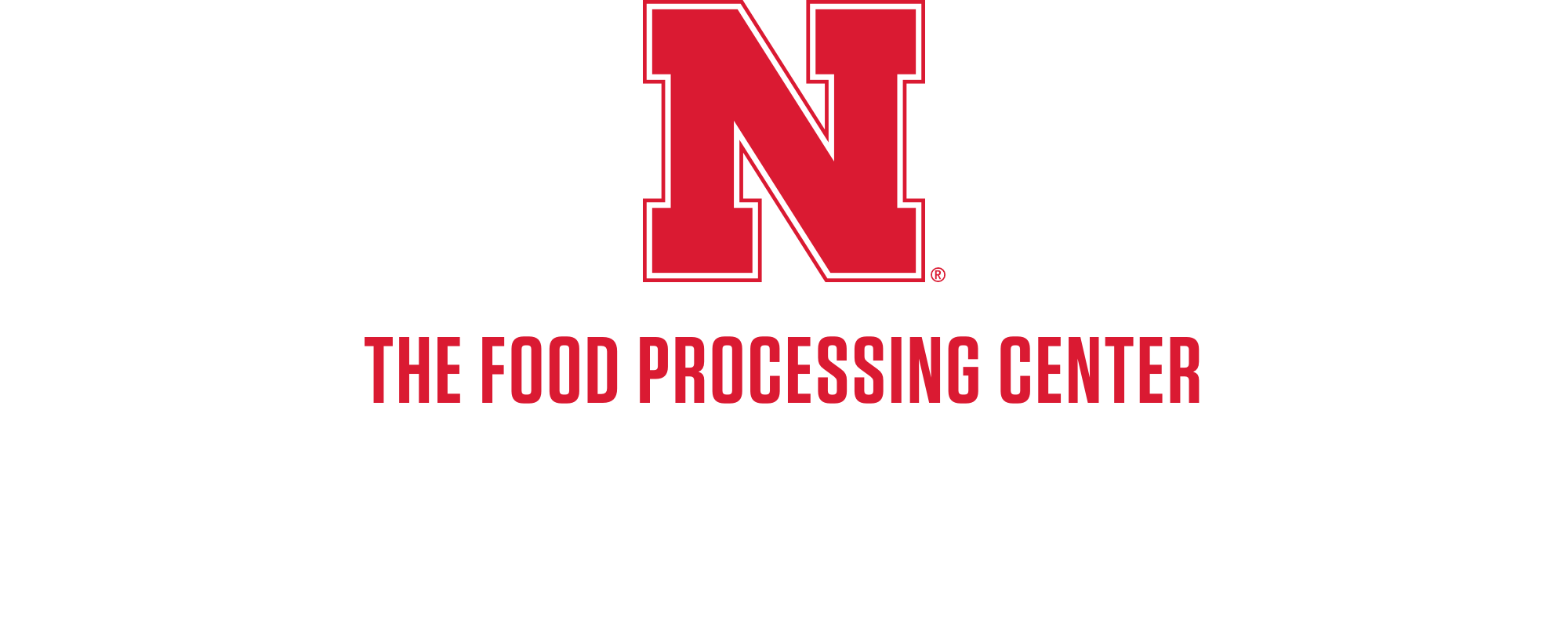 The Food Processing Center at University of Nebraska–Lincoln logo