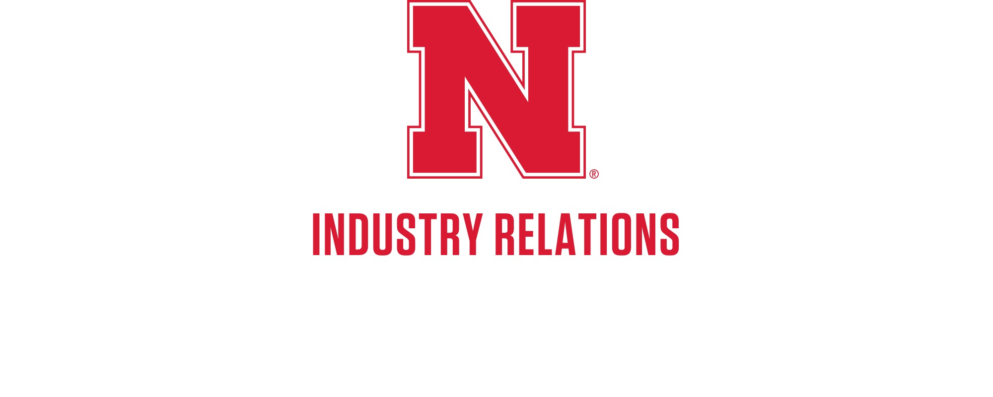University of Nebraska–Lincoln Industry Relations logo