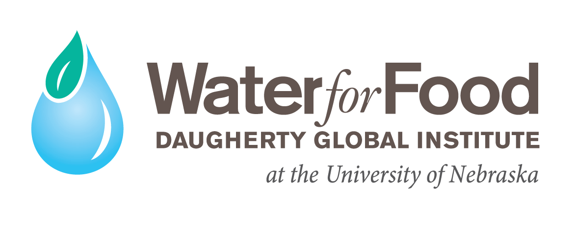 Robert B. Daugherty Water for Food Institute at the University of Nebraska logo